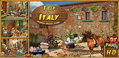 Trip to Italy - Hidden Object Game [Download]