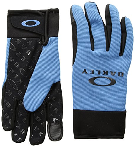 Oakley Ellipse Park - Guantes, Unisex Adulto, 94291-6CS, California Blue, Small