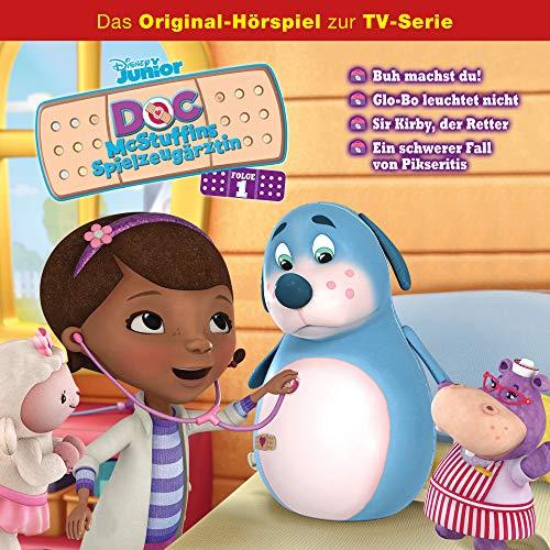 Folge 1: Buh machst du!/ Glo-Bo leuchtet nicht/ Sir Kirby, der Retter/ Ein schwerer Fall von Pikseritis (Disney TV-Serie)