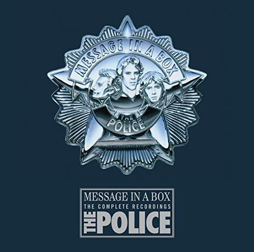 The Police. Message in a Box (Buch + 4 CDs) (earBOOK)