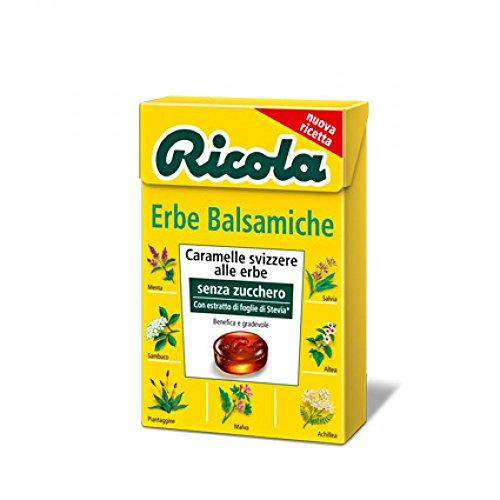 リコラ オリジナルハーブキャンディー シュガーフリー 45g