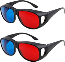 Best 3d glasses red green Reviews