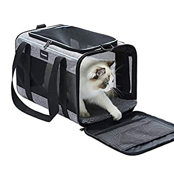 Vceoa Carriers Soft-Sided Pet Carrier for Cats