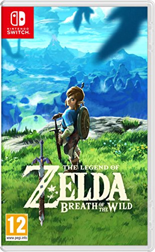The Legend of Zelda : Breath of the Wild [Importación francesa]