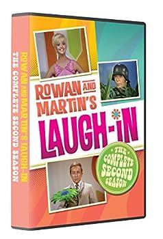 ROWAN & MARTIN S LAUGH-IN  COMPLETE SECOND SEASON