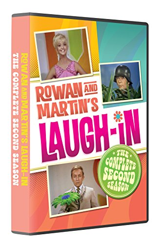 Rowan and Martin's Laugh-In: The Complete Second Season (7DVD)