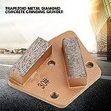 Zoom IMG-1 nannday disco abrasivo diamantato trapezoidale