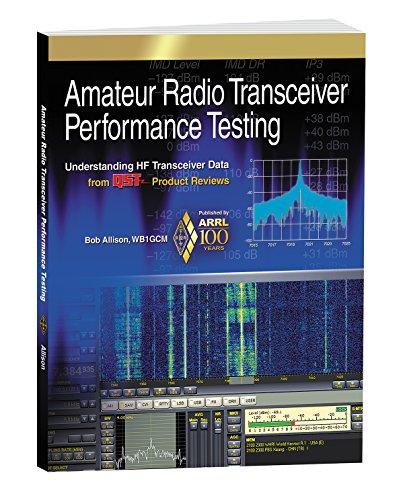 Amateur Radio Transceiver Performance Testing (English Edition)