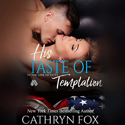 His Taste of Temptation audiobook cover art
