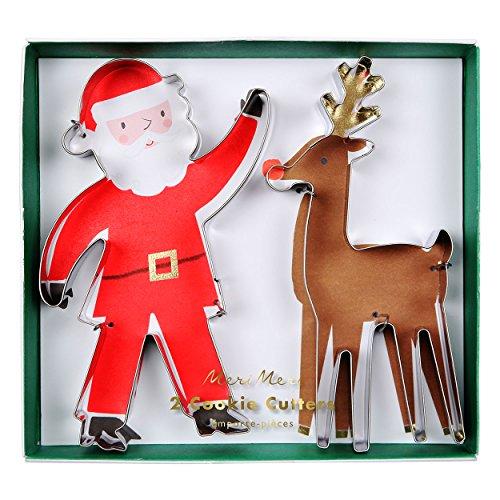 Meri Meri Jingle All the Way Cookie Cutters 45-1044