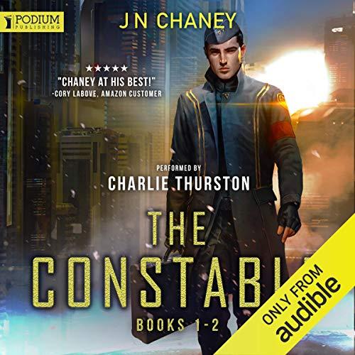 Page de couverture de The Constable: The Complete Series