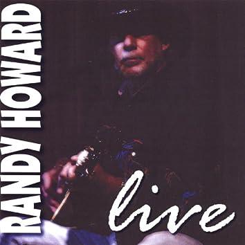 Randy Howard Live