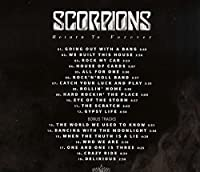 Return to Forever: Limited by SCORPIONS (2015-03-04)