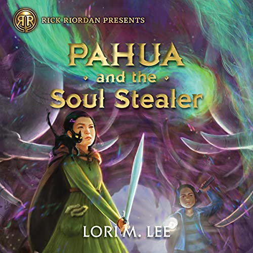 『Pahua and the Soul Stealer』のカバーアート