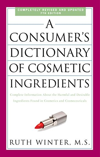 A Consumer's Dictionary of Cosmetic…