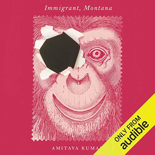 Immigrant, Montana audiobook cover art