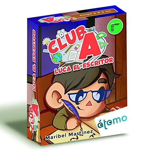 Club A. Luca el Escritor. Juego edicativo