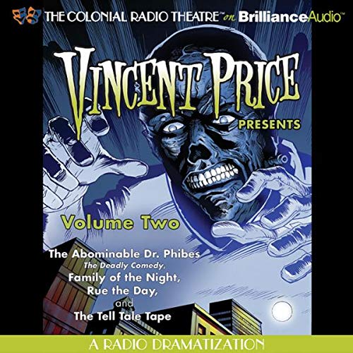 Vincent Price Presents, Volume Two  By  cover art