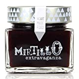 Lorusso Mermelada de Arándano Ecológica 'Mirtillo Extravaganza' (80% Fruta) 305 g