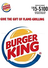 Burger King Gift Card