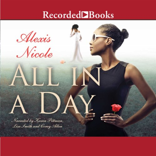 All in a Day audiobook cover art