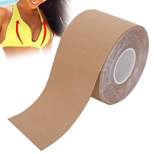 Borstlifttape, BH-tape Modieus 5M X 6Cm voor meisjes om verslapping te voorkomen voor vrouwen voor strapless jurken(color)