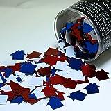 Confetti House Red, White, Blue - Retail Pak #8999 QS0