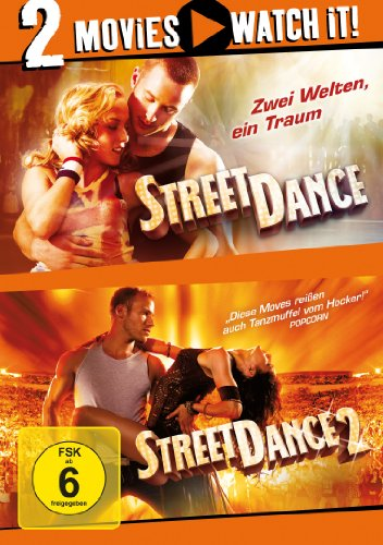 StreetDance / StreetDance 2 [2 DVDs]