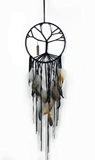 ZGPTX Handmade Wind Chimes Big Tree of Life Dreamcatcher Wind Chimes Indian Style Hanging Ornament