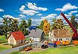 Faller 190067 H0 Aktions-Set Baugebiet -