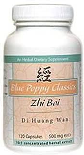 Blue Poppy - Zhi Bai Di Huang Wan 120 caps