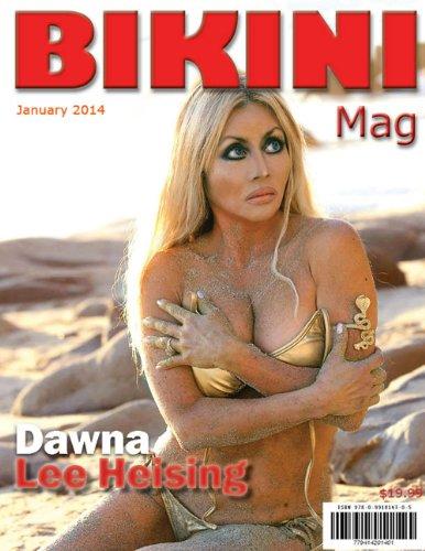 BIKINI Magazine: January Issue (English Edition)