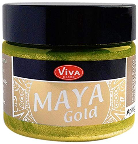CREATIV DISCOUNT NEU Viva Decor Maya Gold 45 ml, Gold