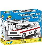 Cobi COB24559 Wartburg 353 turystyczny Med. (79 szt.)