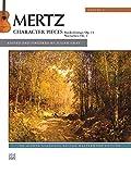 Mertz -- Character Pieces, Vol 1 (Alfred Classical Guitar Masterworks, Vol 1)