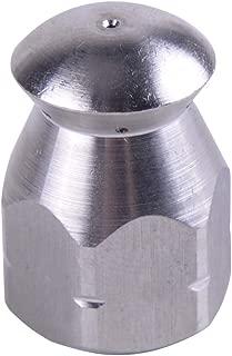 Stainless Steel 1 Forward 6 Rear Jet 1/4