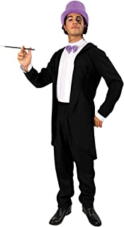 Mens Adult Classic Retro Birdman TV Fancy Dress Costume Outfit