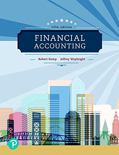 Financial Accounting (5th Edition) (What's New in Accounting)