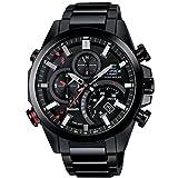 [カシオ] 腕時計 エディフィス スマートフォンリンク EQB-501DC-1AJF メンズ ブラック