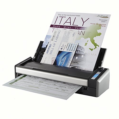 Review Fujitsu PA03643-B005 ScanSnap S1300i Portable Color Duplex Document Scanner for Mac and PC