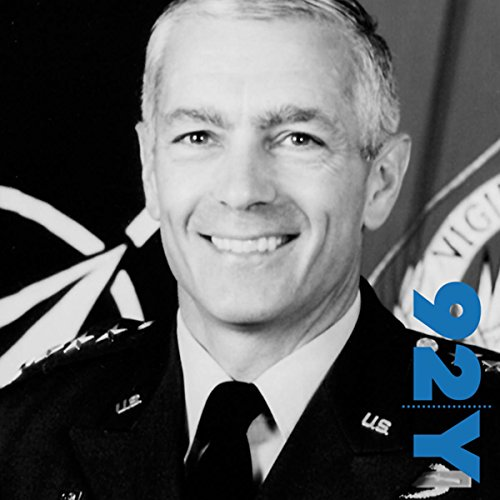 General Wesley K. Clark on War audiobook cover art