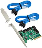 High Point RocketRAID 640L Internal 4 SATA Port PCI-Express 2.0 x4 SATA 6Gb/s RAID Control...