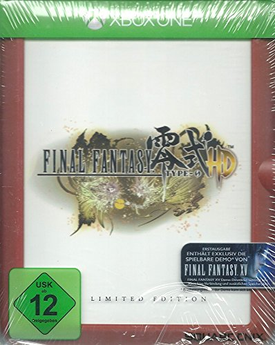 Final Fantasy Type-0 HD - Fr4me Limited Edition [Import allemand]