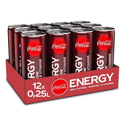 Coca-Cola Coke Energy - 250 ml