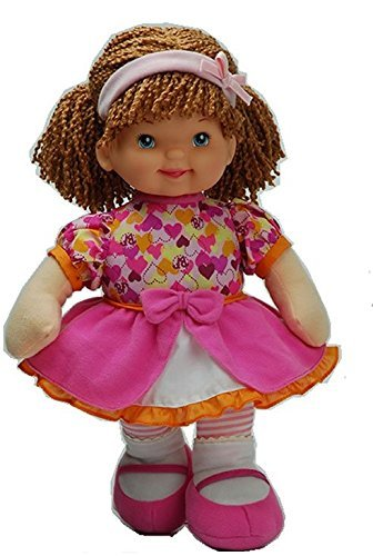 32cm Miss Molly Manners Peluche Doll - Molly chante Manners [Jouet]