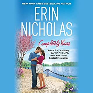 Completely Yours audiobook cover art