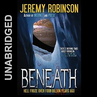 Beneath audiobook cover art