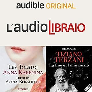 Le vite-universo di Anna e Tiziano copertina