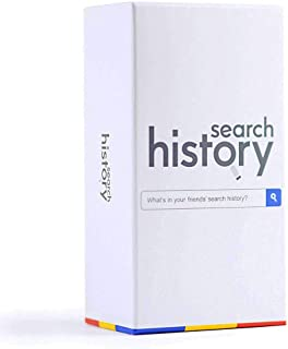 Search History The Party Game of Surprising Searches [All Ages/Family Edition]