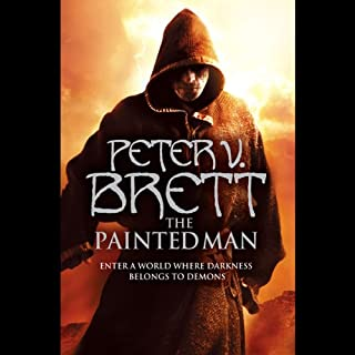 The Painted Man cover art